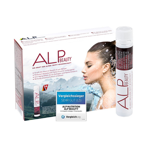 ALP BEAUTY collagen ampoules